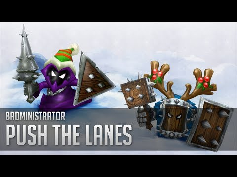 Badministrator - Push the Lanes (Minions tribute)