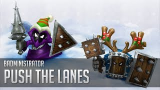 Repeat youtube video Badministrator - Push the Lanes (Minions tribute)