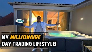 My Millionaire Forex Day Trading Lifestyle At 22yrs Old
