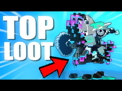 CHECK OUT THIS COOL NEW TOP LOOT !! | NO VFX THO 😐 | Trove