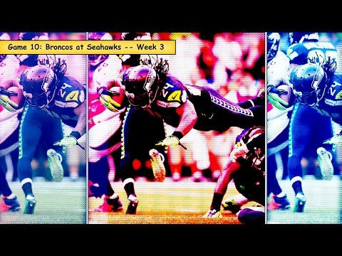 Broncos vs. Seahawks Week 3 highlights (#10 game in 2014)