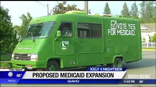 Reclaim Idaho travels state to promote Medicaid Expansion