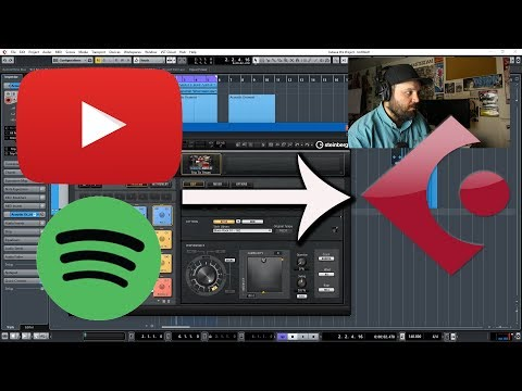 Cubase Tutorial: Record Computer System Sound Into Cubase (On Windows 10)
