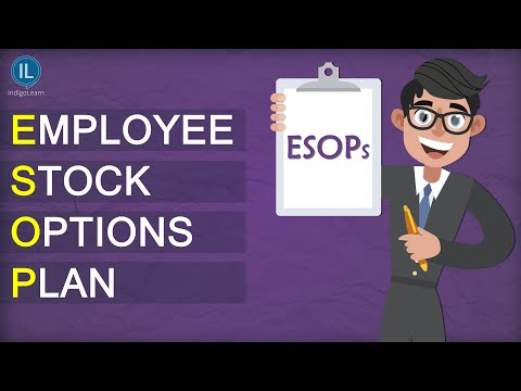 Employee Stock Options Plan [ESOPs]: : Understanding the Background