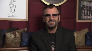 Ringo Starr discusses his relatonship with Marc Bolan of T Rex