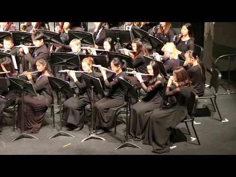 Jenny Lin 2017 Summer Concert Symphonic Band Performed An Original Suite 1928 by Gordon Jacob