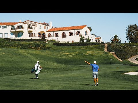 RIVIERA COUNTRY CLUB / THIS COURSE LIVES UP TO THE HYPE!