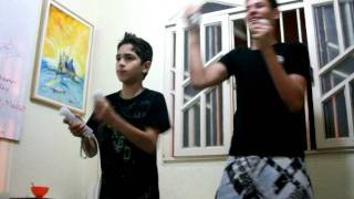 Flagra do WII - Ultimate band -