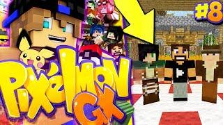 INTRUSI IN CASA MIA UN POKEMON SUPER RARO  - Pixelmon GX  su Minecraft ITA 8