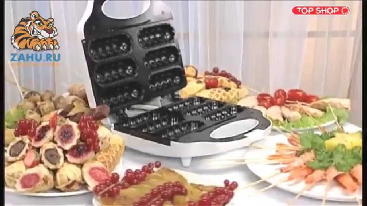 Как выбрать вафельницу? - YouTube
