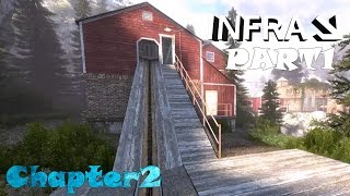 Infra: part1 2016 [PC] Walkthrough Gameplay #02 Chapter2:Just another day at work
