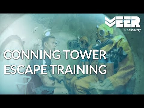 Indian Submariners E2P1 - Submarine Escape via Conning Tower   Breaking Point   Veer by Discovery