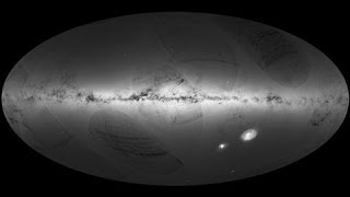 Gaia Space Telescope Charts 1 Billion Stars in 3D