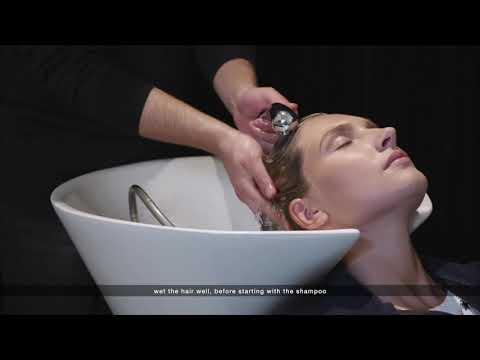 Dolce Repairing Regime - How To Use Rossano Ferretti products