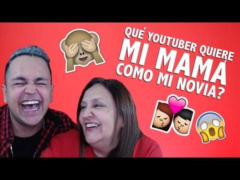 ¿MI MAMÁ QUIERE QUE SEA GAY? 😱 - TAG DE LA MAMÁ - Keff Guzmán