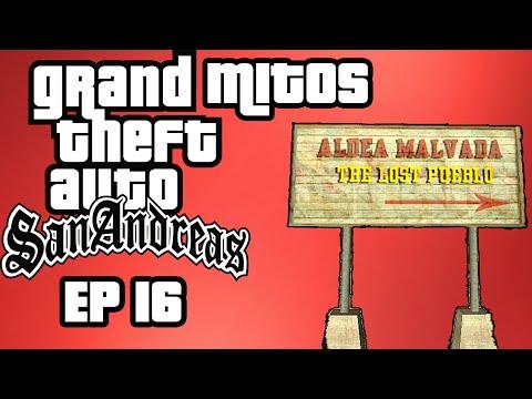 GTA San Andreas Mito #16: Aldea Malvada