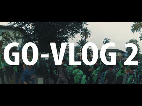 #2 Go-Vlog (GoJek Motovlog) BANDUNG | Ke Ramaian Ngopi Bareng Bagian Pertama