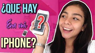 ¿QUE HAY EN MI IPHONE? 2018 // SoFi TiRaDo