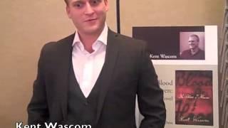 Kent Wascom, Author Of