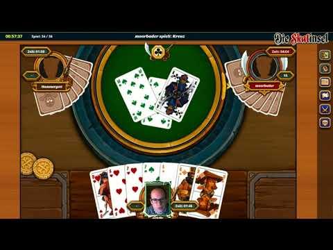 How To Skat #38: Daniel spielt online Skat (4)
