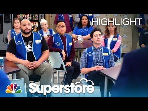 Superstore - Don't Be a Dina, Be a Jonah (Episode Highlight)