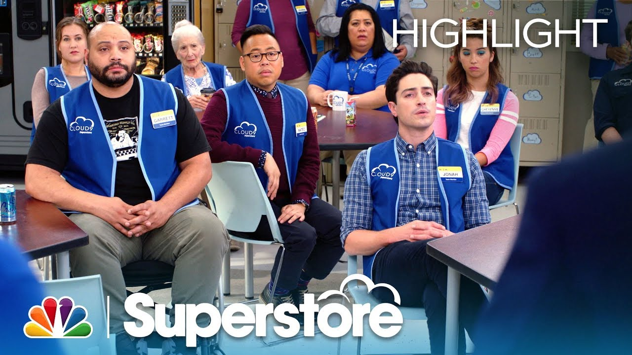 Download Superstore - Don't Be a Dina, Be a Jonah (Episode Highlight)