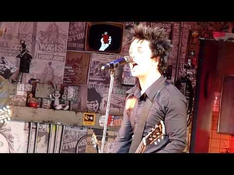Green Day - Only of You/ Murder City/ Holiday @ American Idiot Musical, NYC April 24, 2011