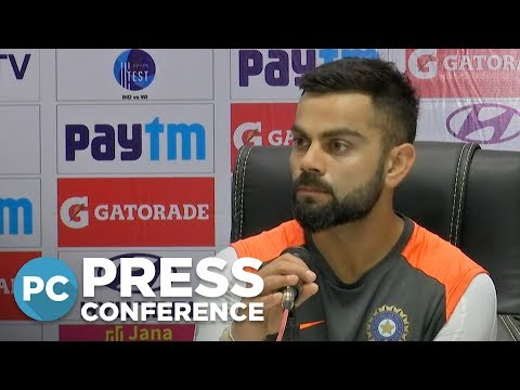 Kohli: Don't compare Prithvi Shaw with anyone, give him space to grow thumbnail