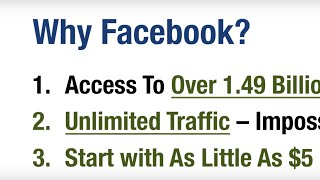 The Best Secrets To FaceBook Traffic