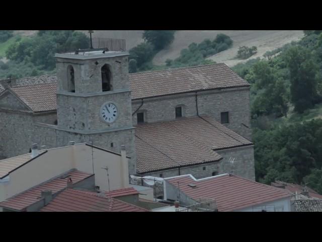 Bonefro - L'ex Convento di Santa Maria delle Grazie - I Viaggi dell'Origano