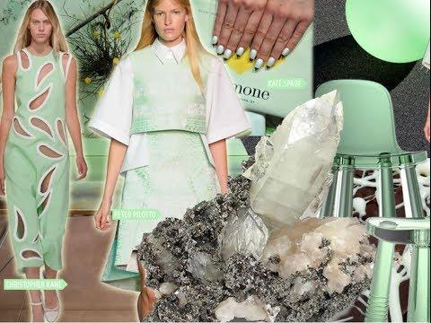 Fashion Trends: Top 10 Color Womenswear S/S 2015