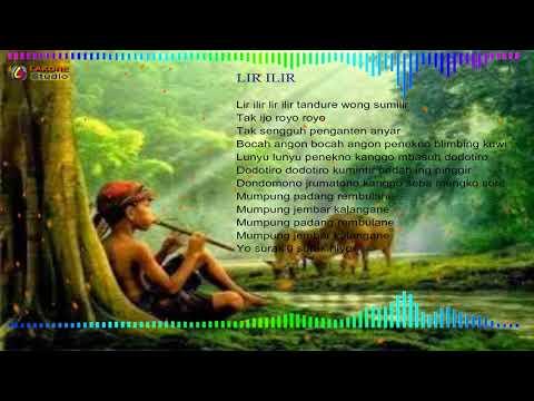 Lir ilir  - Suara indah Lagu Jawa + Islami
