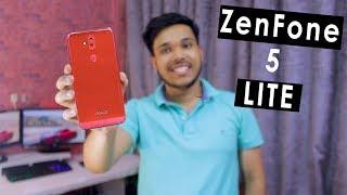 ASUS ZenFone 5 Lite !! Mi Note 5 Pro Killer (INDIA Launch sirf 14000me)