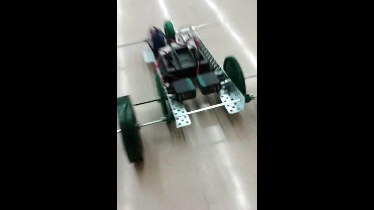 Vex Kits Drag Racer Youtube