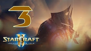 Прохождение StarCraft 2: Legacy of the Void #3 - Копье Адуна [Эксперт]