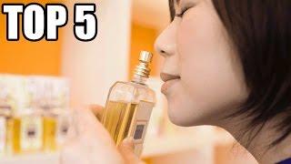 TOP 5 - Nechutných přísad v parfémech