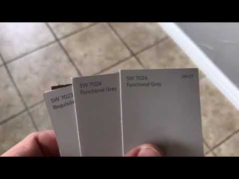 Functional Gray Paint Color Sw 7024 By Sherwin Williams