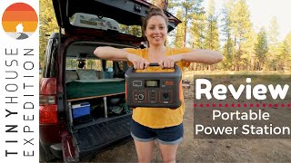 Jackery Explorer 500 Portable Power Station for Element Camper