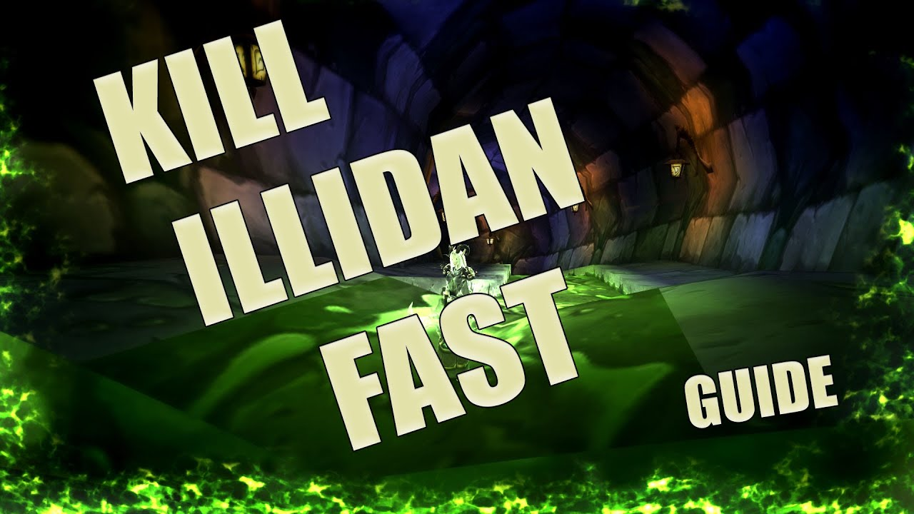 How To Skip To Illidan In Black Temple World Of Warcraft Guide 70