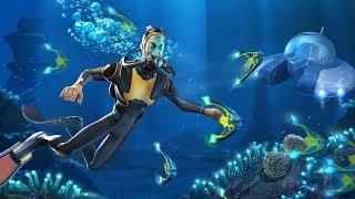 Subnautica #3 - WTF was that? Hypnotic fish?