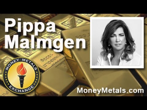 "Money Metals Exclusive Interview with Former ""Plunge Protection Team"" Member Pippa Malmgren"