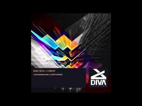 DUAL TECH - I CAN  (ORIGINAL MIX), Diva Records