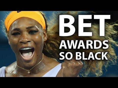 BET Awards So Black & Serena Williams Drama