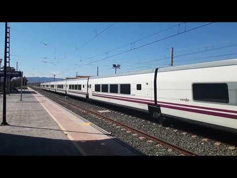 Tarde de trenes