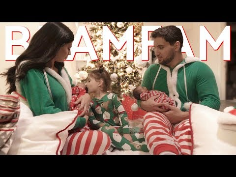 THE OFFICIAL BRAMFAM VLOGMAS INTRO!!! *IT'S FINALLY HERE!*