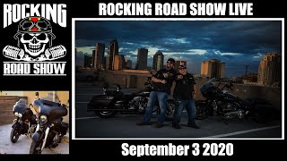 Rocking Road Show Live: Motorcycle Uber, Can It Be Real?