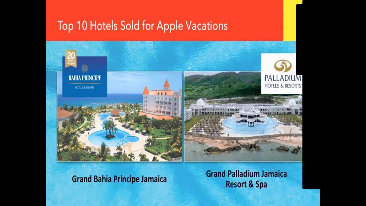 Apple Vacations Travel Agent Training