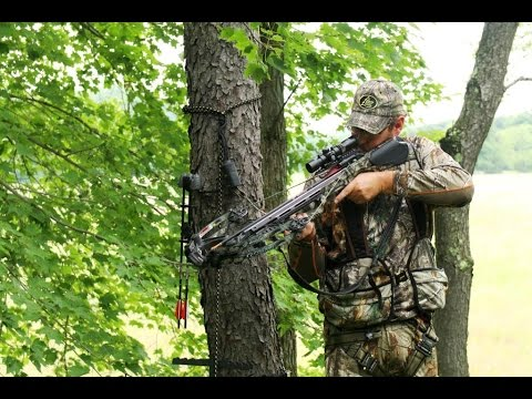 The New Hunter Safety System Crossbow Harness Youtube