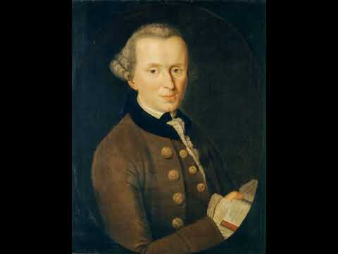 Immanuel Kant | Wikipedia audio article