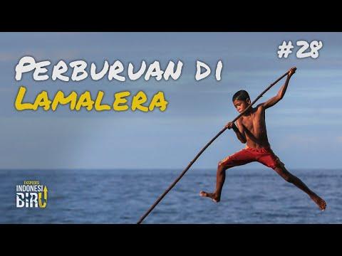 PERBURUAN DI LAMALERA - Ekspedisi Indonesia Biru #28
